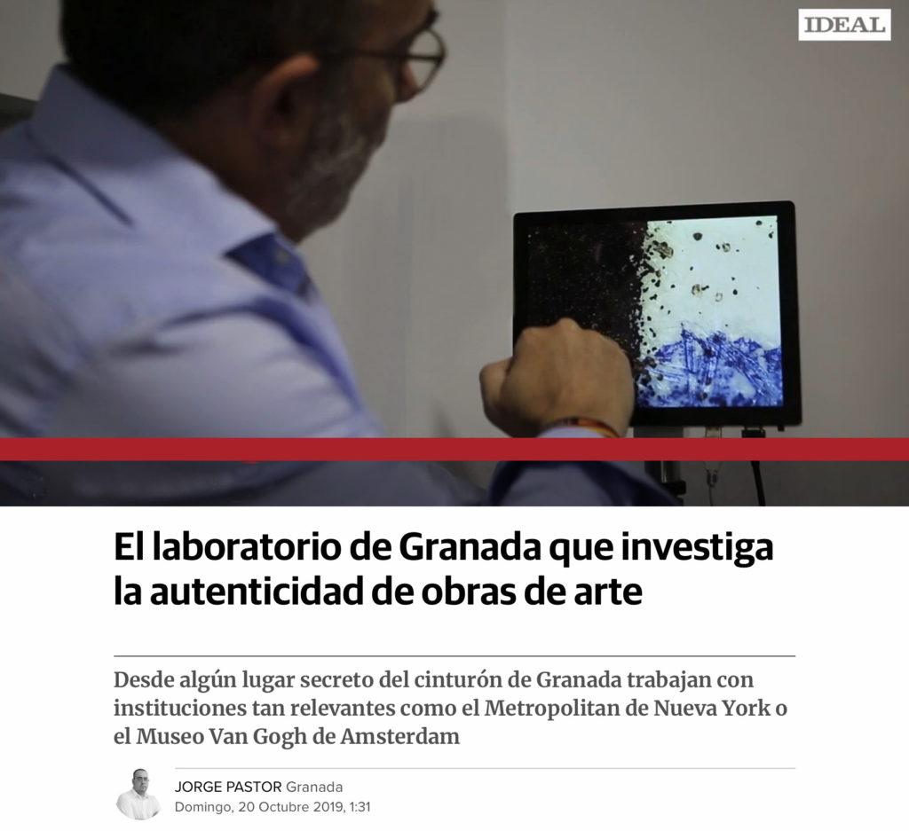 """Los """"detectives"""" del arte"""